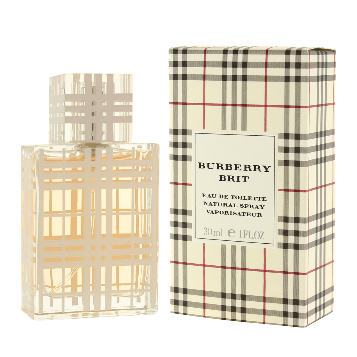 Burberry Brit EDT 30 ml W