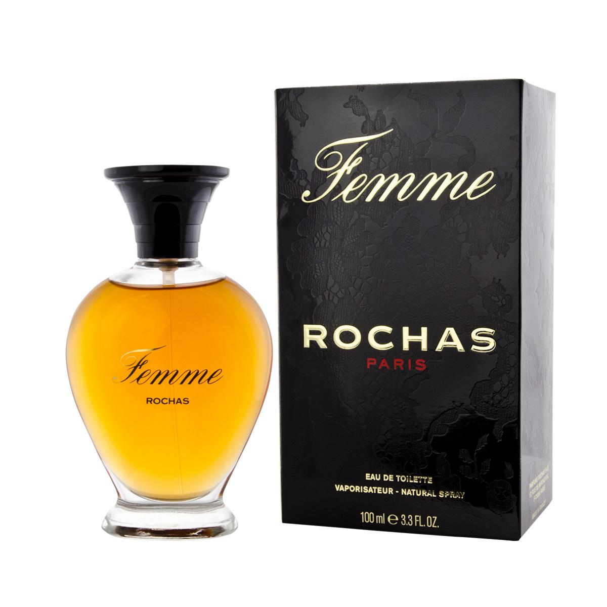 Rochas Femme EDT 100 ml W