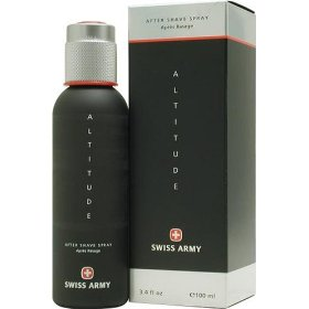 Swiss Army Altitude for Men EDT tester 100 ml M