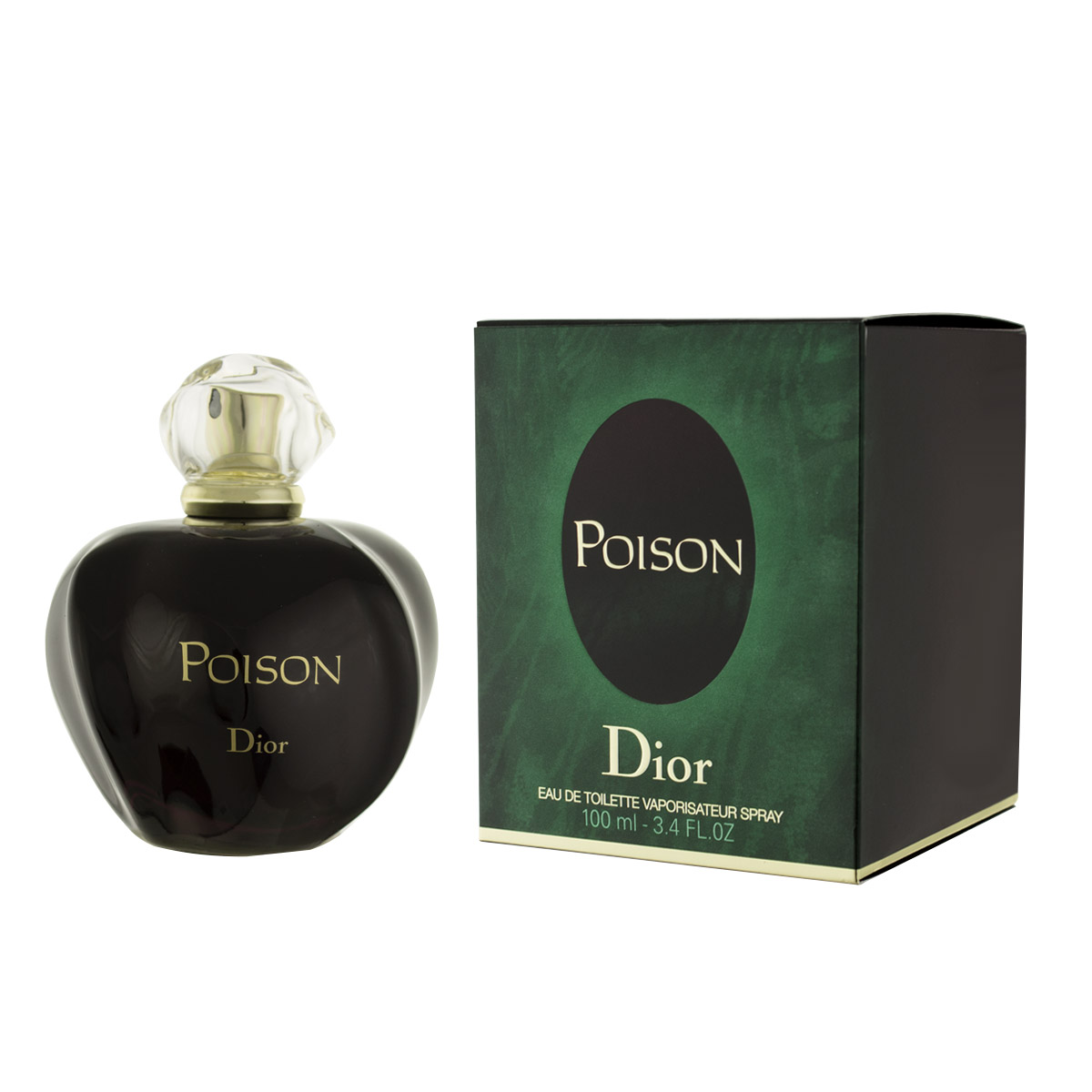 Dior Christian Poison EDT 100 ml W