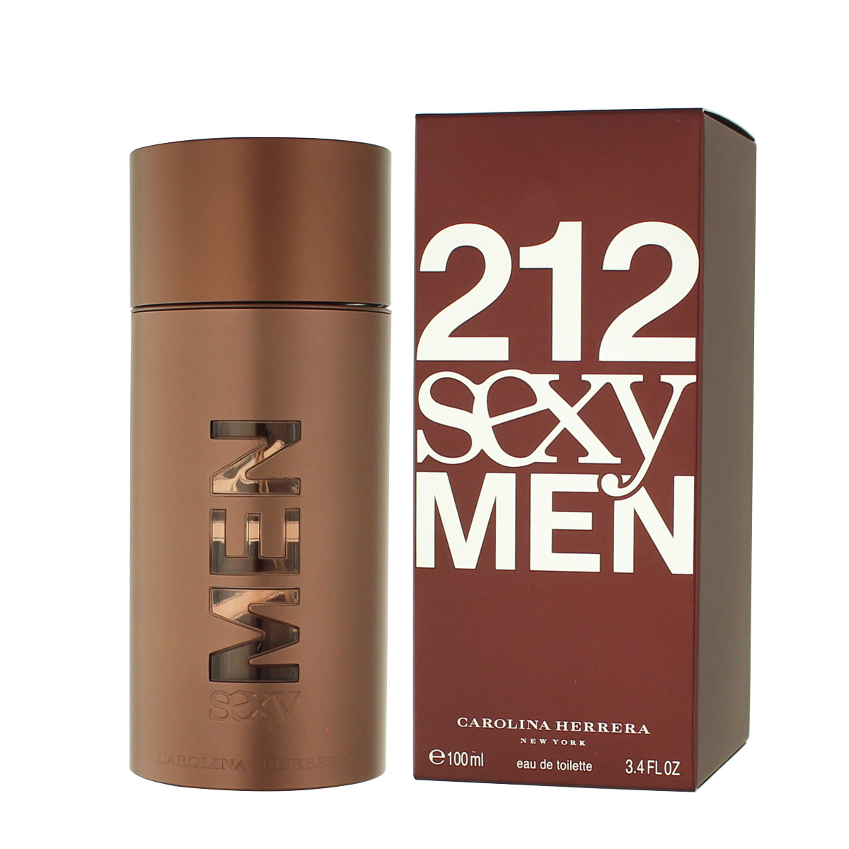 Carolina Herrera 212 Sexy Men EDT 100 ml M