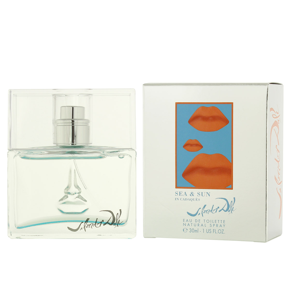Salvador Dalí Sea & Sun in Cadaques EDT 30 ml W