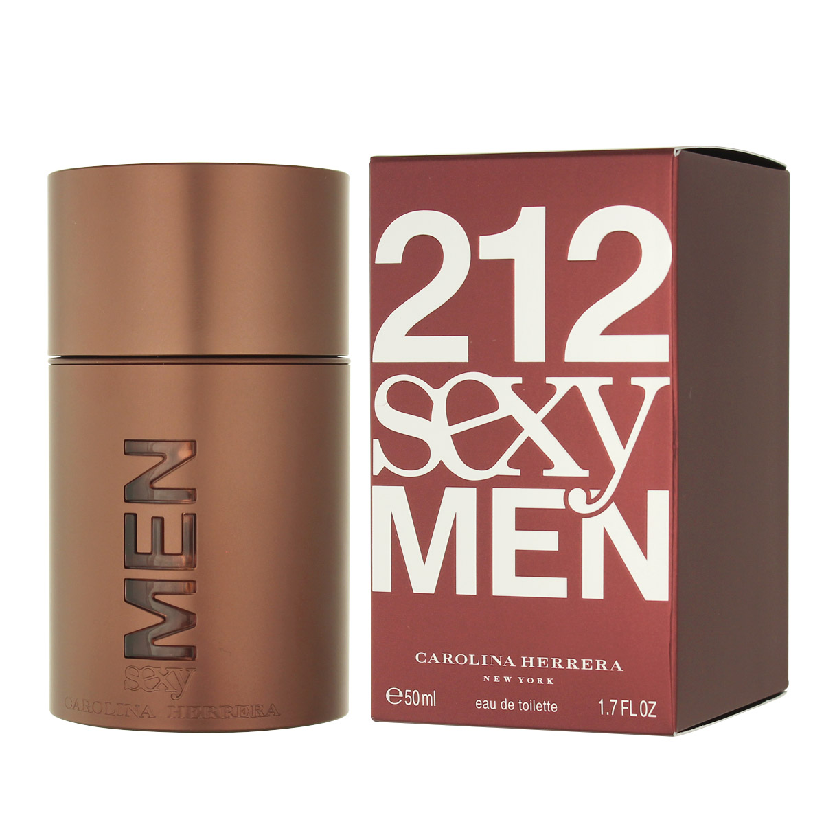 Carolina Herrera 212 Sexy Men EDT 50 ml M