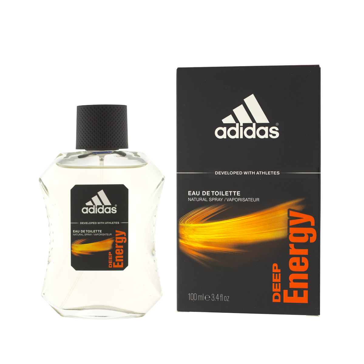 Adidas Deep Energy EDT 100 ml M