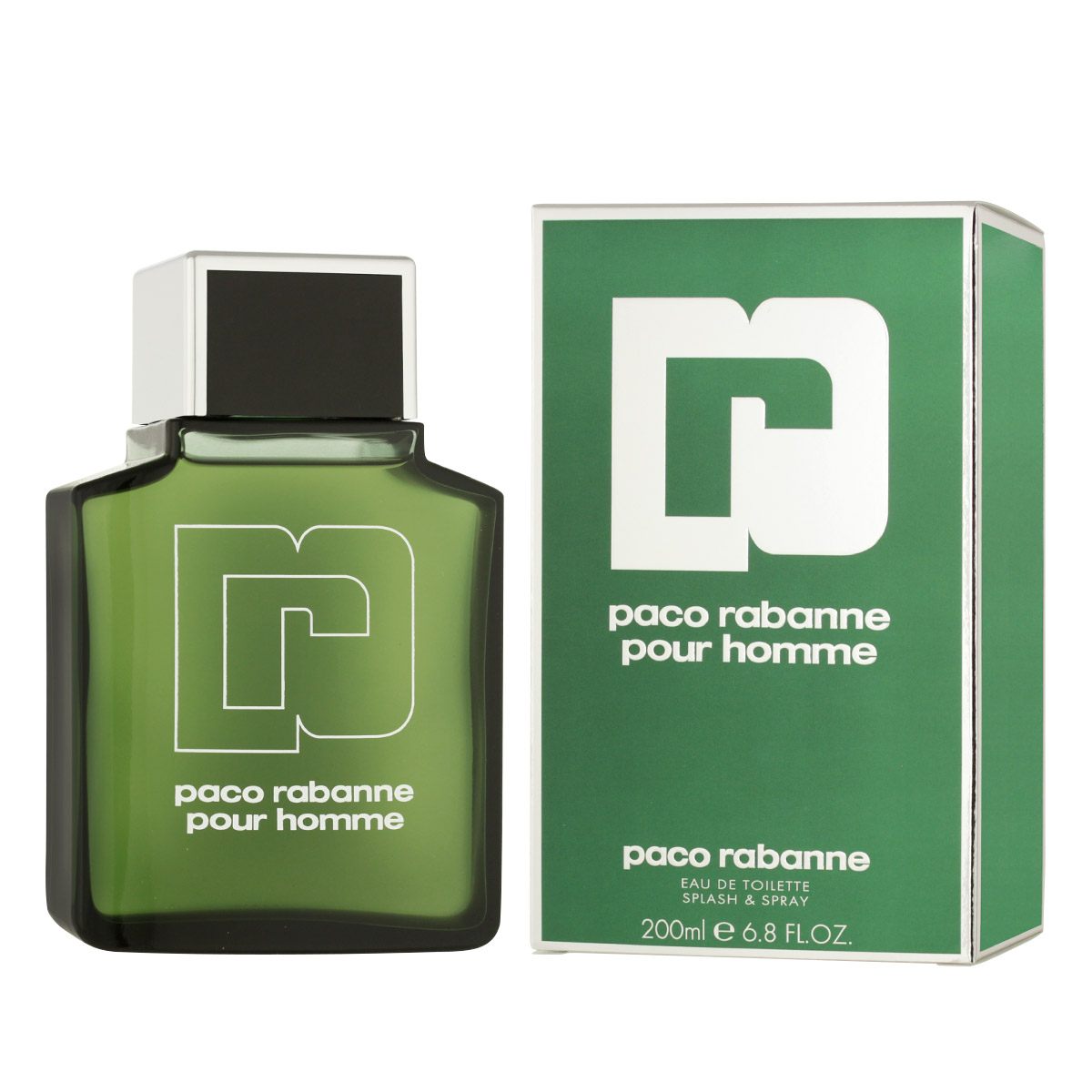Paco Rabanne Pour Homme EDT 200 ml M