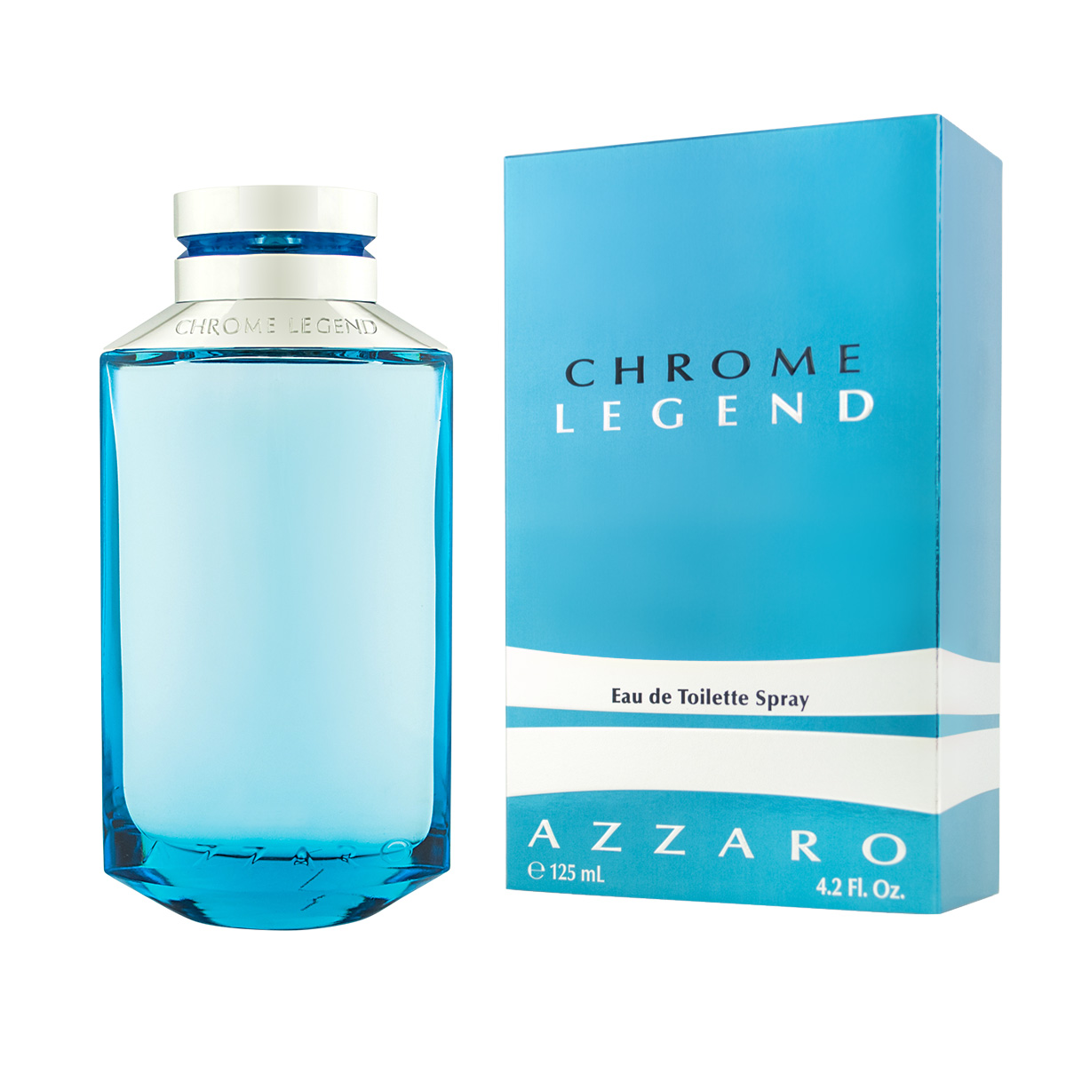 Azzaro Chrome Legend EDT 125 ml M