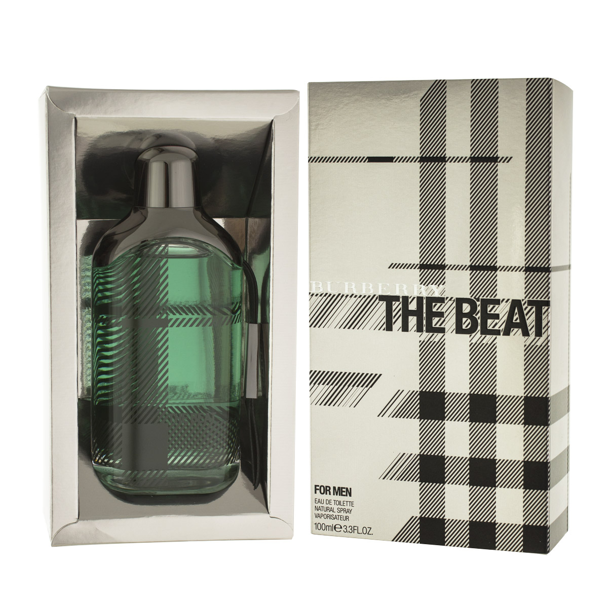 Burberry The Beat for Men EDT 100 ml M