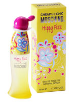 Moschino Cheap & Chic Hippy Fizz EDT MINI 4 ml W