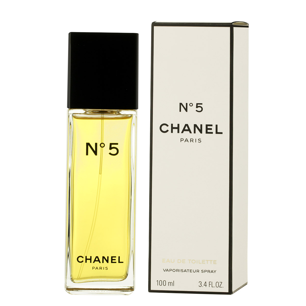 Chanel No 5 EDT 100 ml W