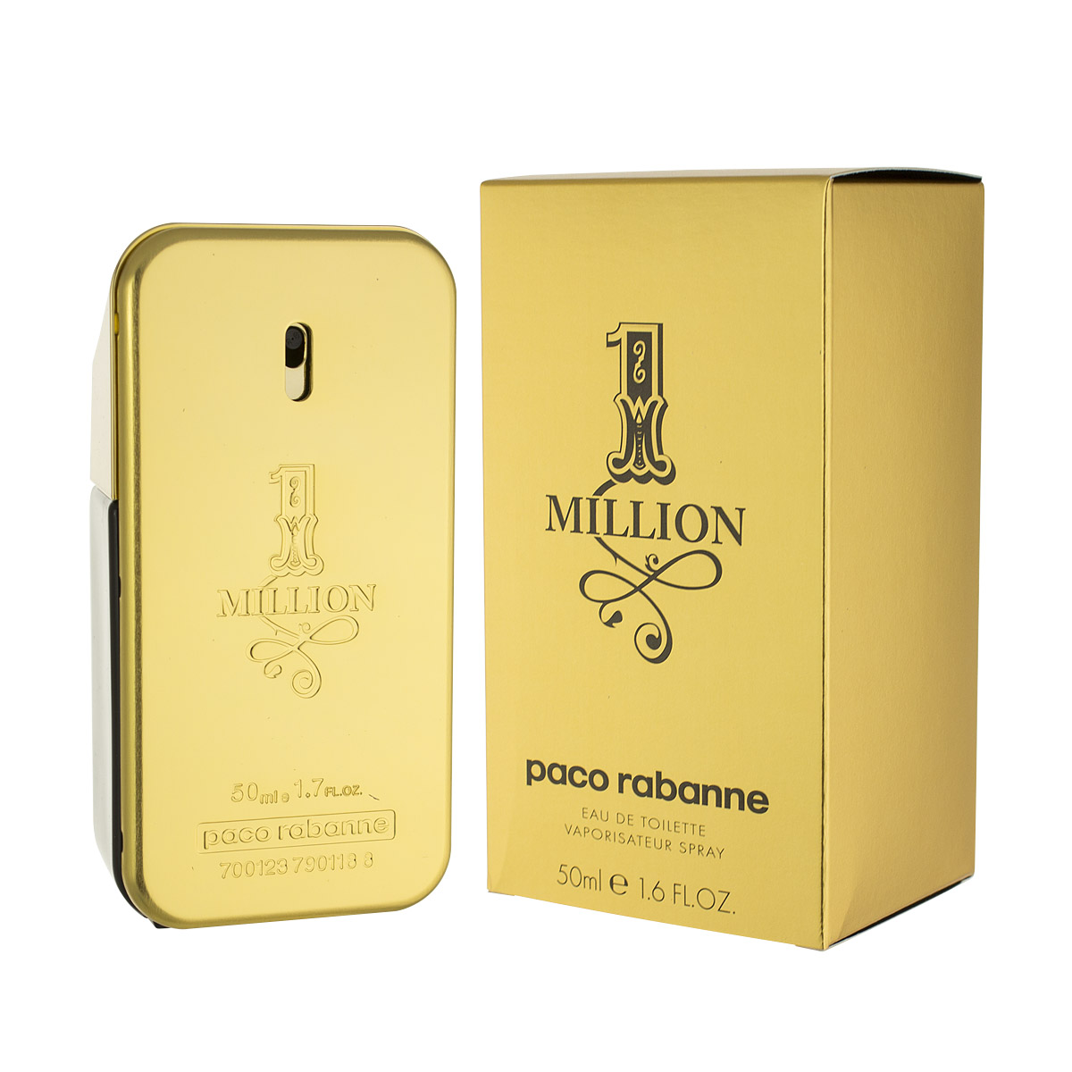 Paco Rabanne 1 Million EDT 50 ml M
