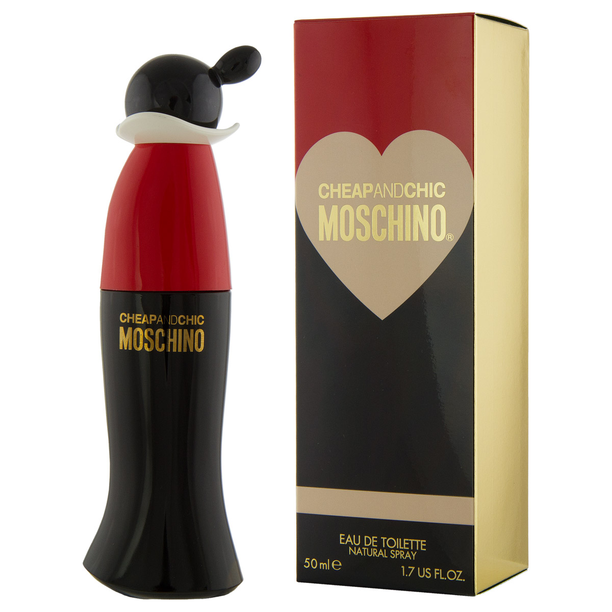 Moschino Cheap & Chic EDT 50 ml W