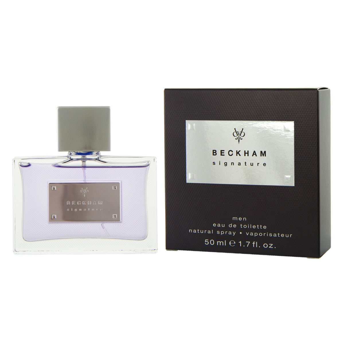 David Beckham Signature for Him EDT 50 ml M