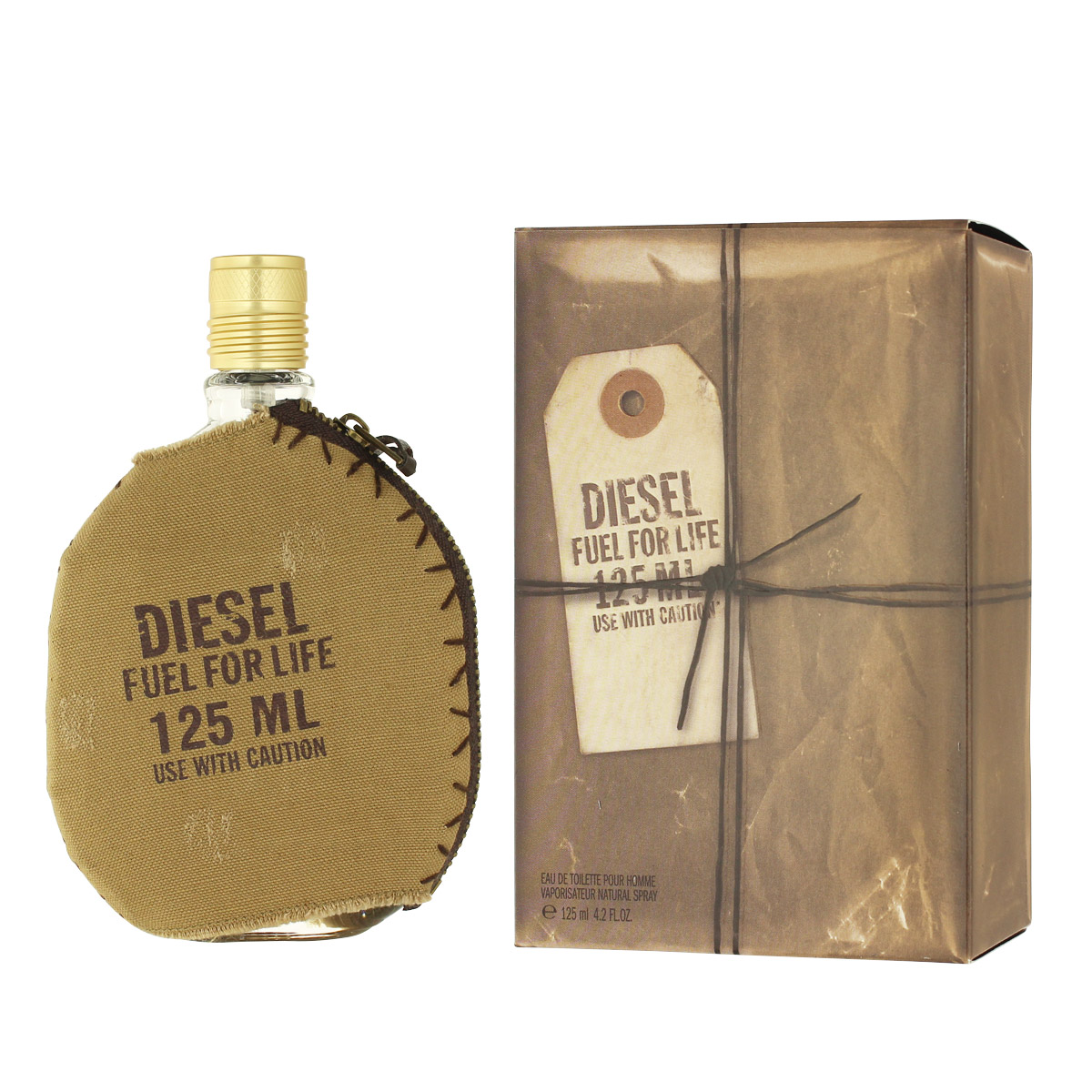 Diesel Fuel for Life Homme EDT 125 ml M