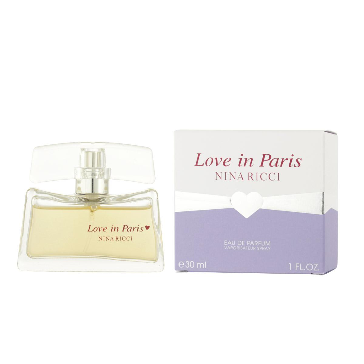 Nina Ricci Love in Paris EDP 30 ml W