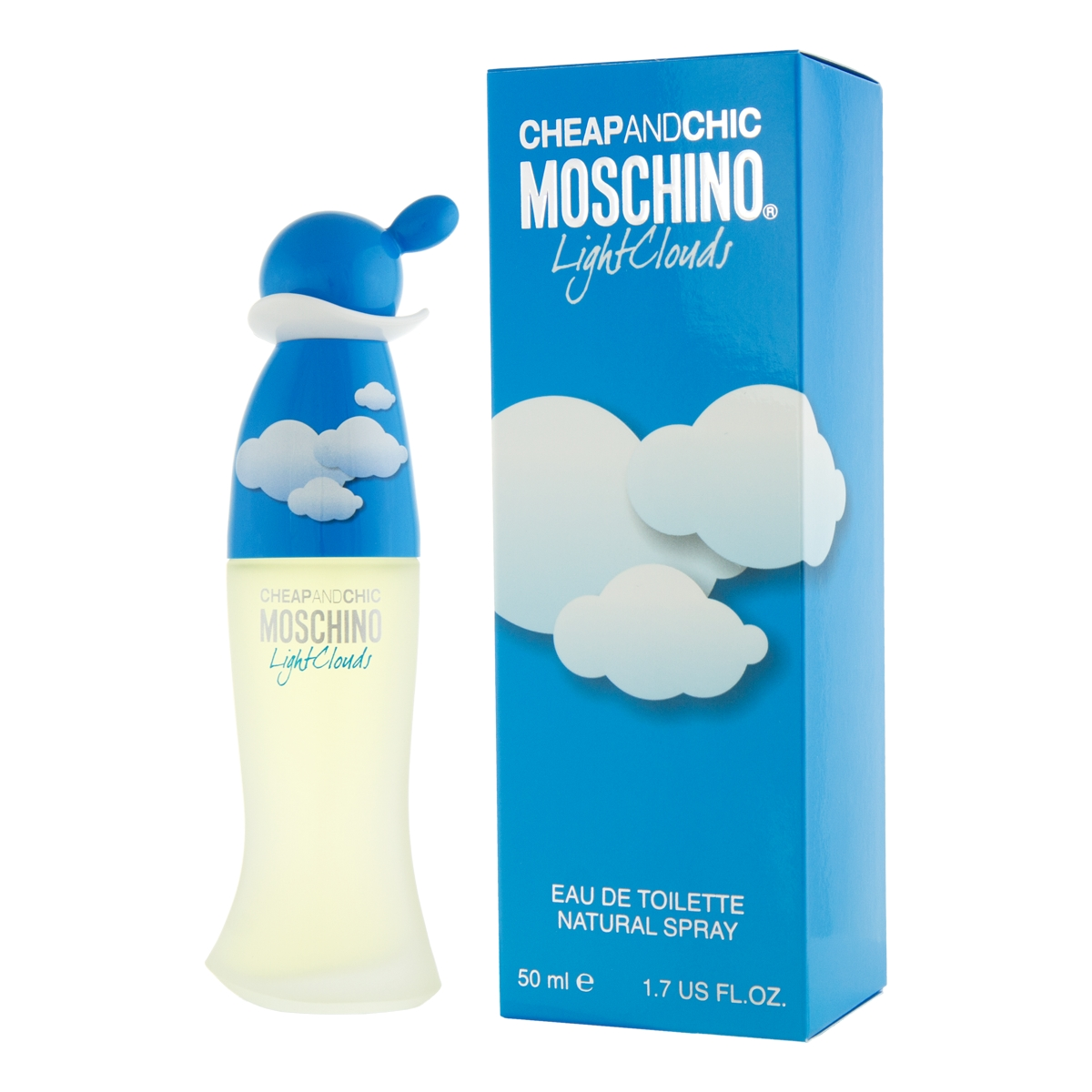 Moschino Cheap & Chic Light Clouds EDT 50 ml W