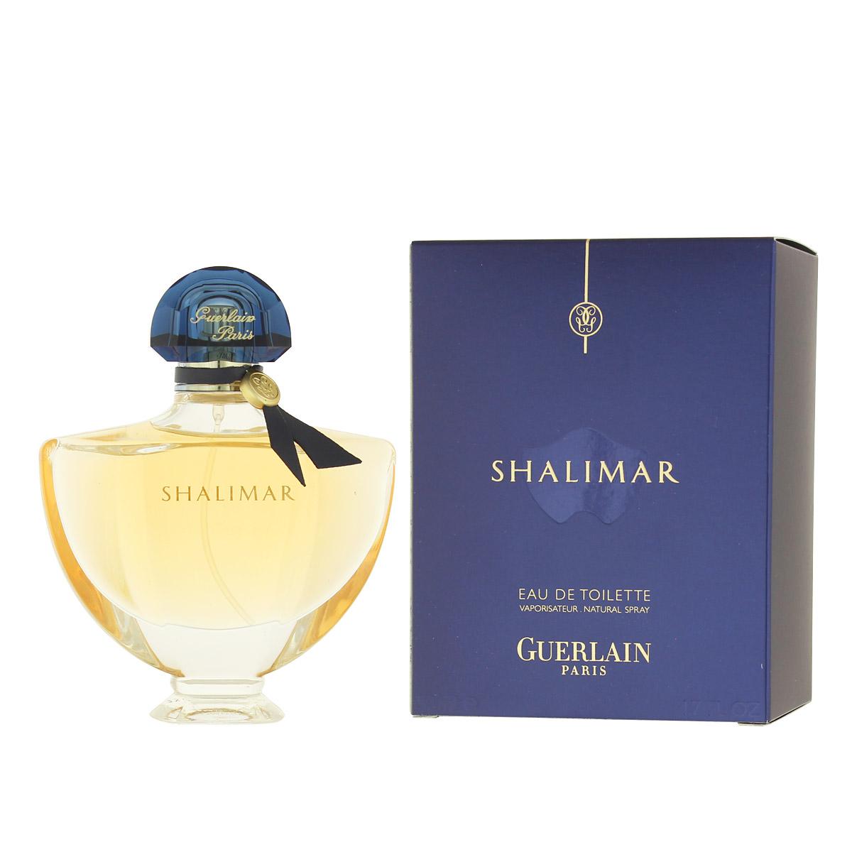 Guerlain Shalimar EDT 50 ml W