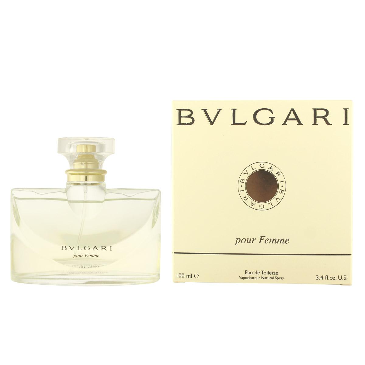 Bvlgari Pour Femme EDT 100 ml W