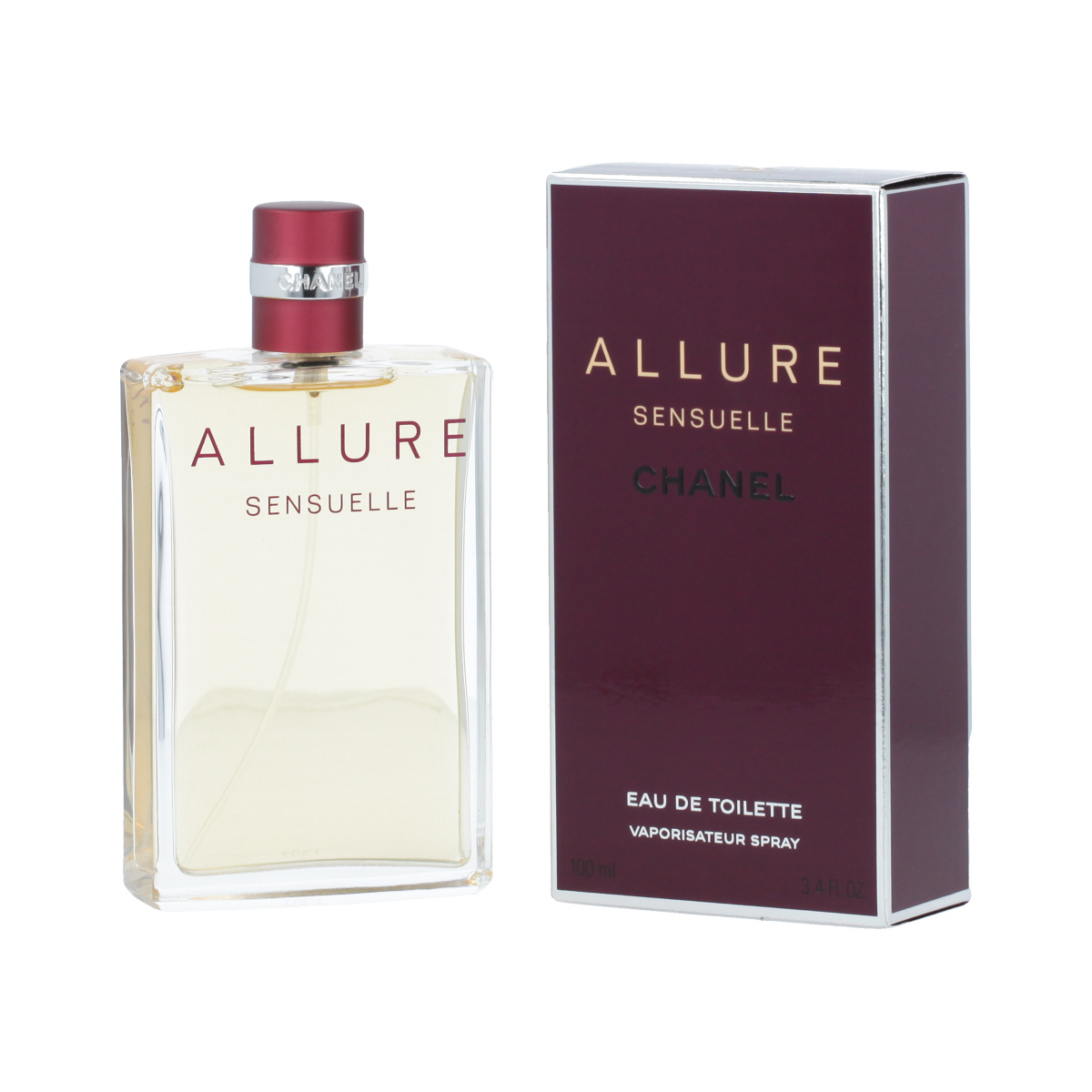Chanel Allure Sensuelle EDT 100 ml W