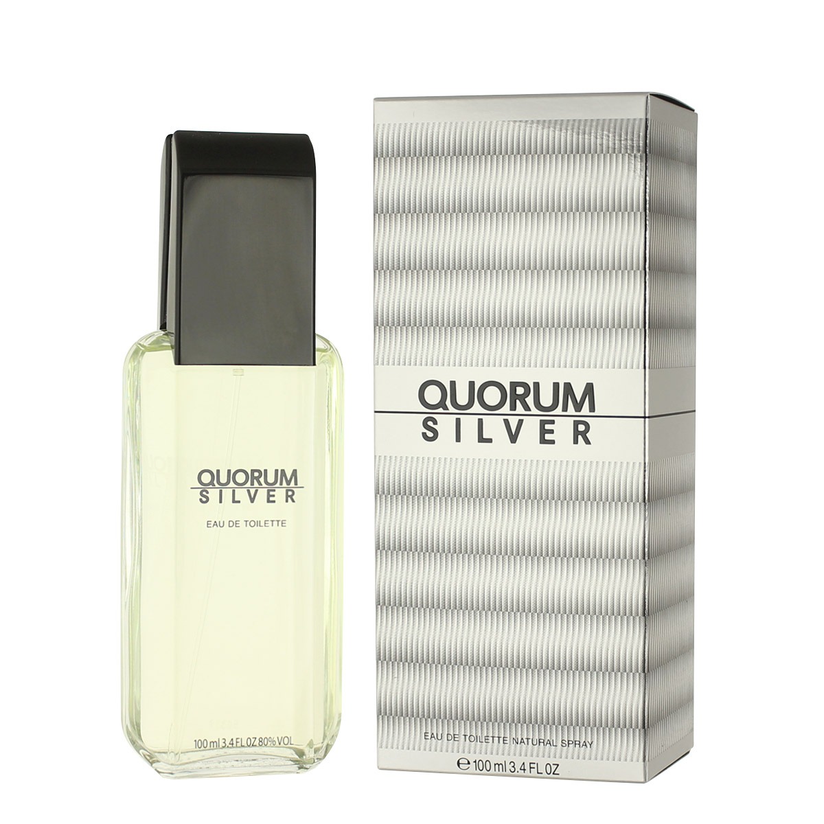 Antonio Puig Quorum Silver EDT 100 ml M