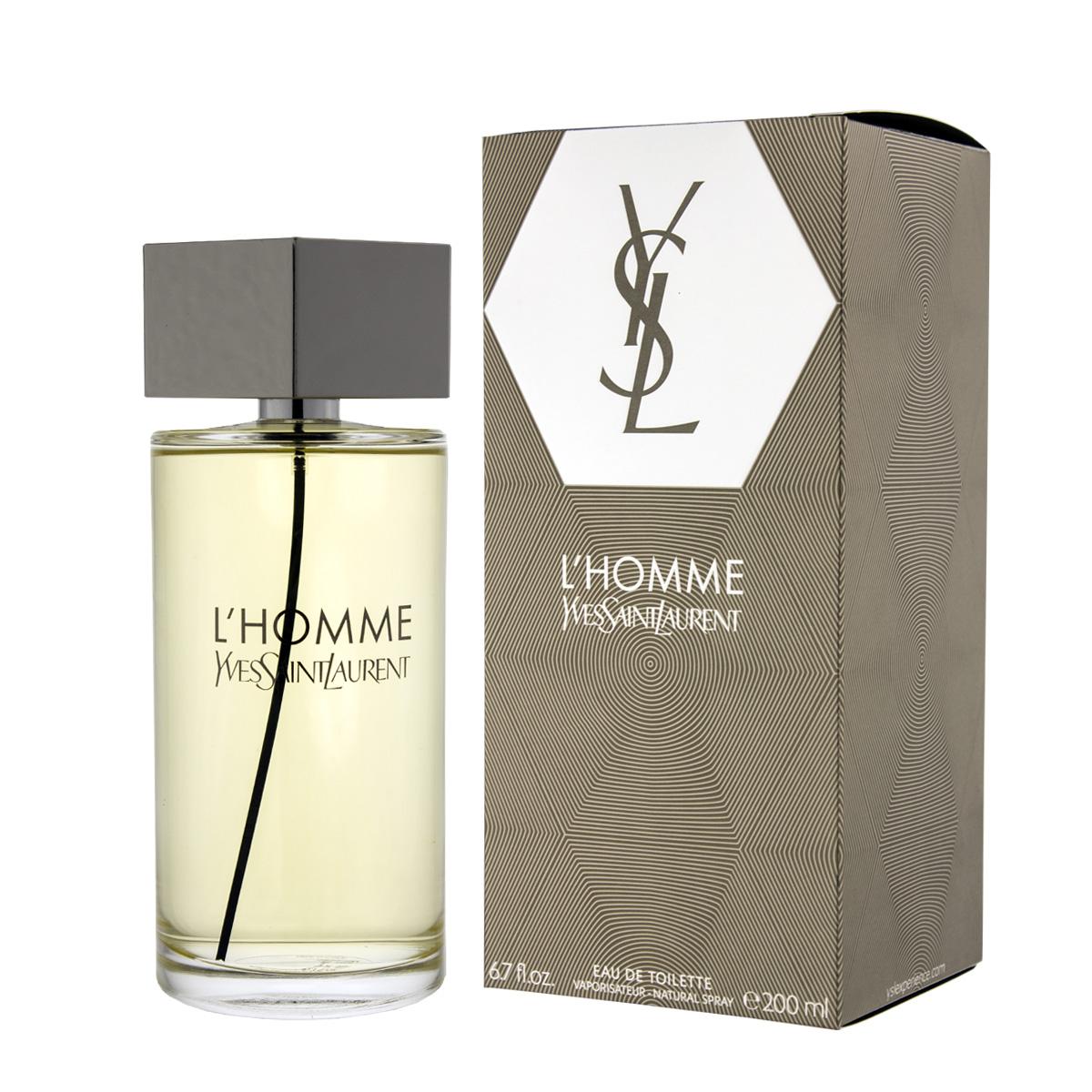 Yves Saint Laurent L'Homme EDT 200 ml M