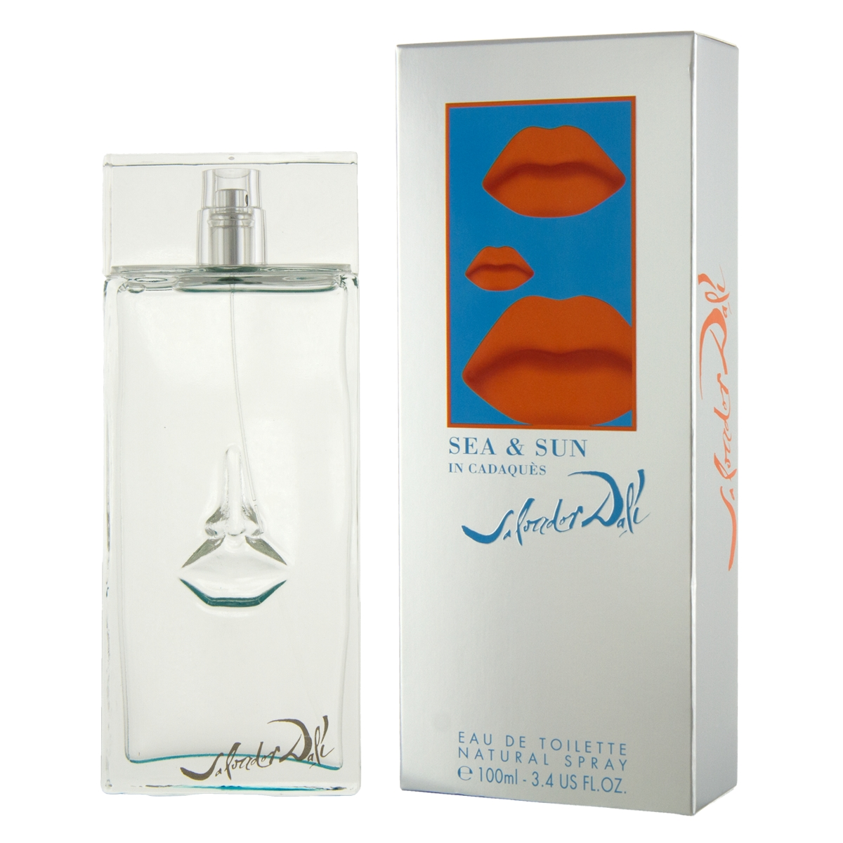 Salvador Dalí Sea & Sun in Cadaques EDT 100 ml W