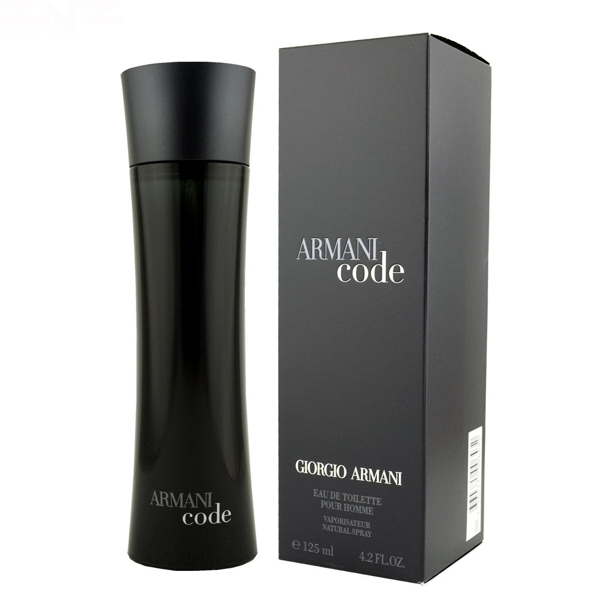 Armani Giorgio Code Homme EDT 125 ml M