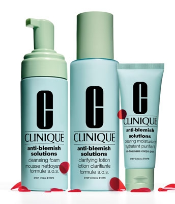 Clinique Anti Blemish Solutions 3-Step System