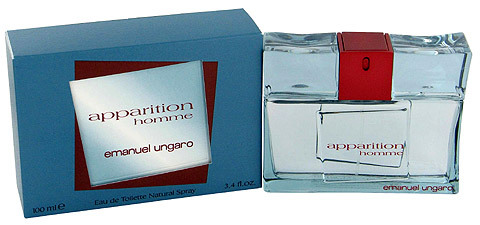 Ungaro Emanuel Apparition Homme EDT 30 ml M