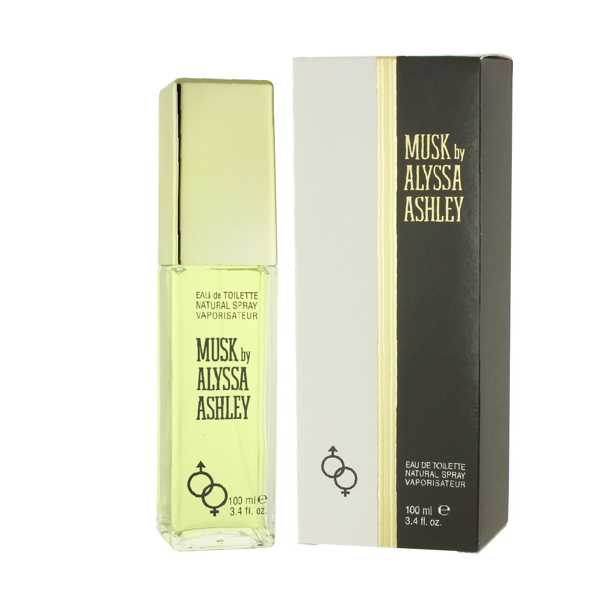 Alyssa Ashley Musk EDT 100 ml UNISEX