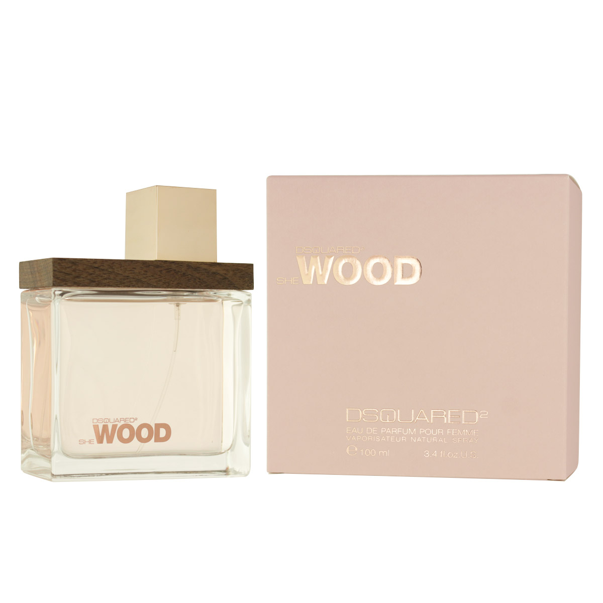 Dsquared2 She Wood EDP 100 ml W