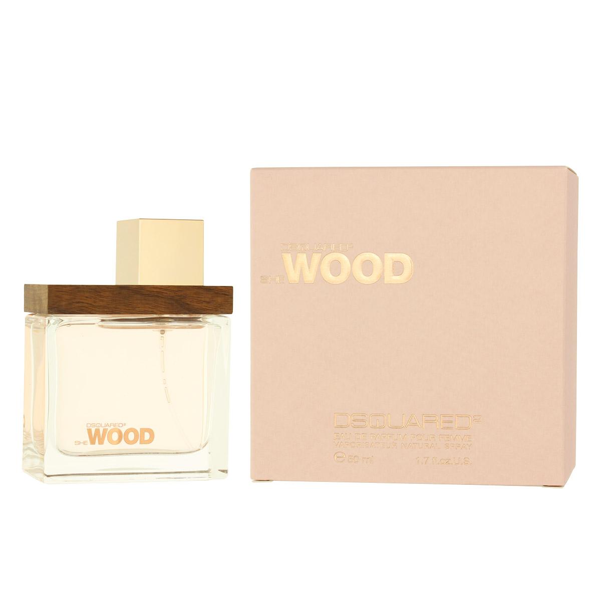Dsquared2 She Wood EDP 50 ml W