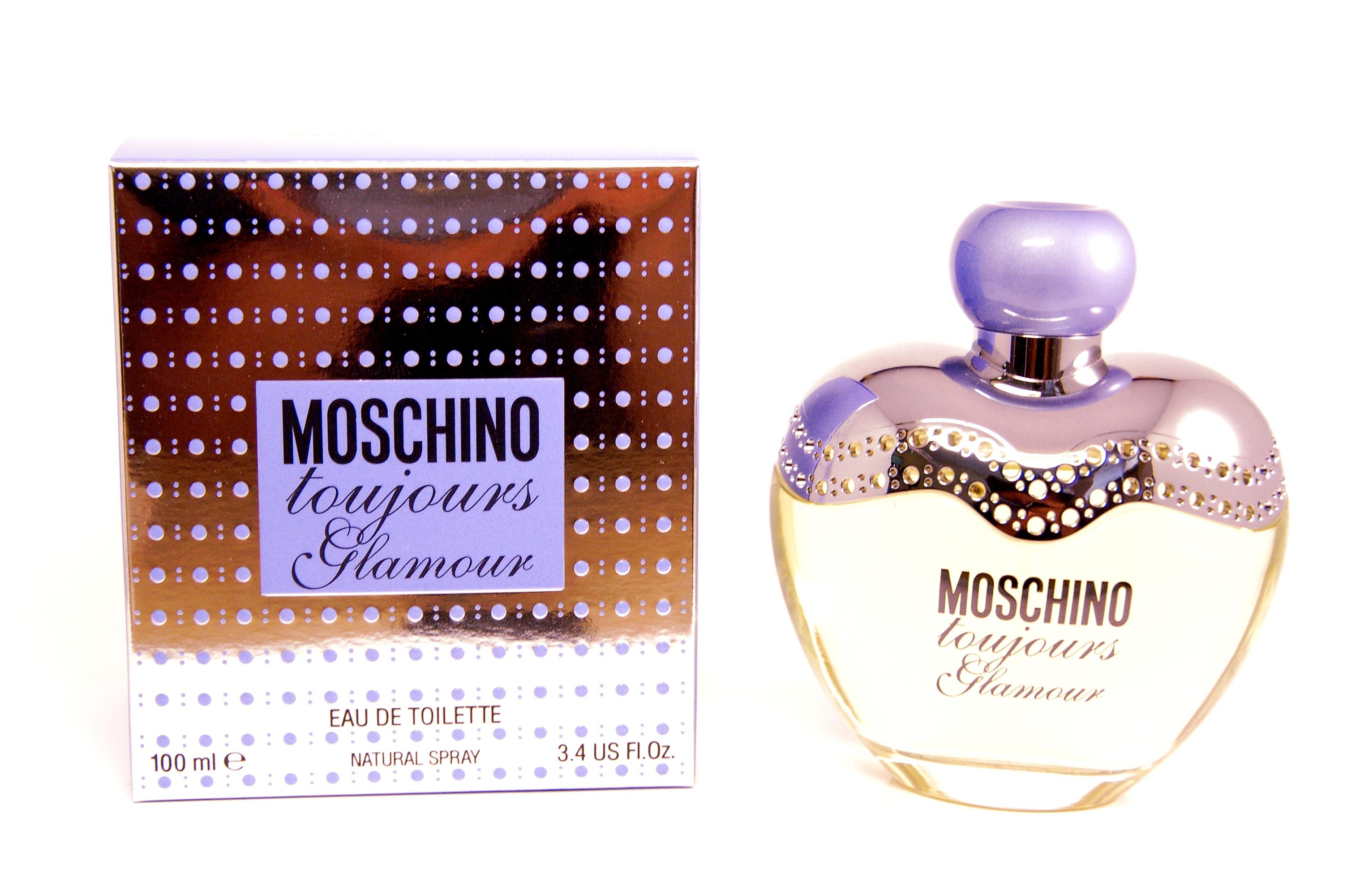 Moschino Toujours Glamour EDT 100 ml W