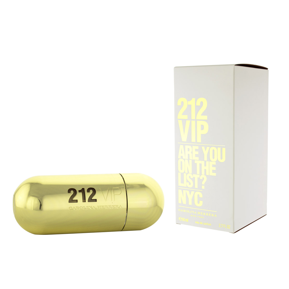 Carolina Herrera 212 VIP Women EDP 80 ml W