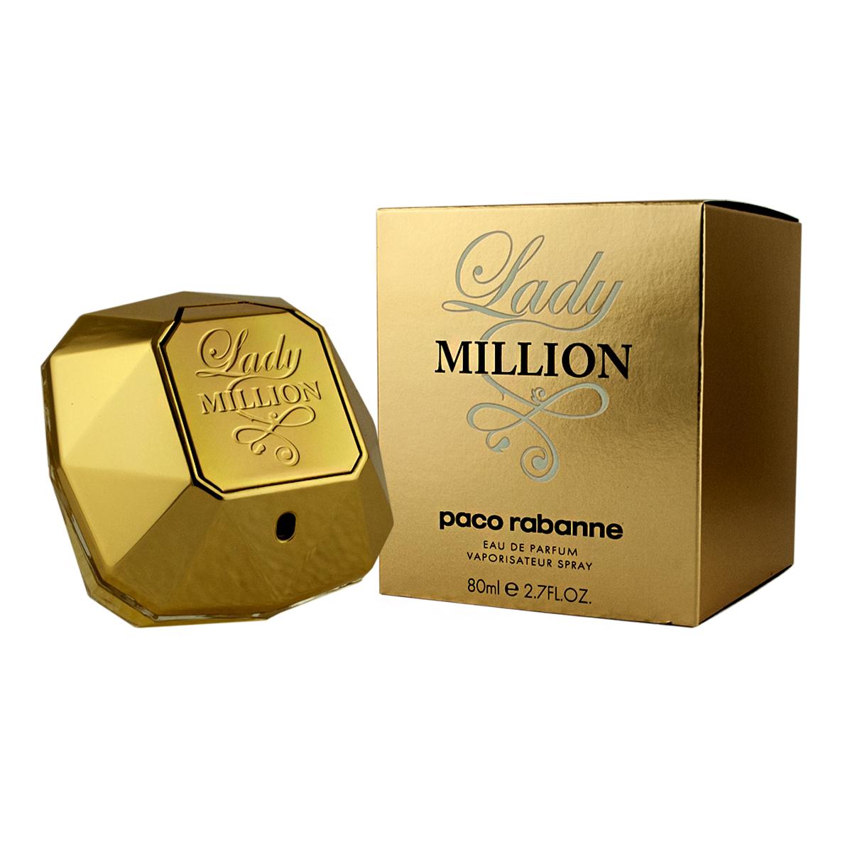 Paco Rabanne Lady Million EDP 80 ml W