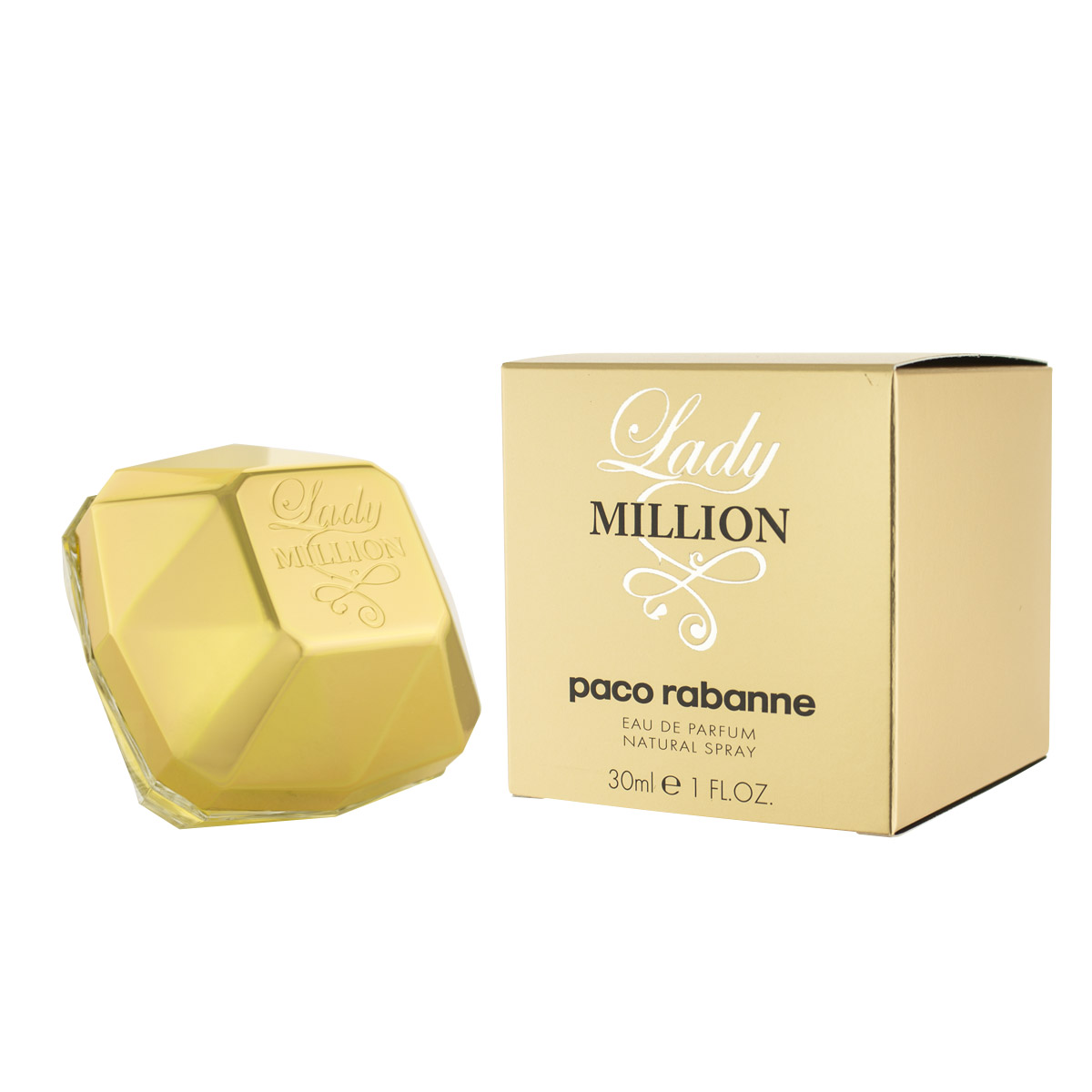 Paco Rabanne Lady Million EDP 30 ml W