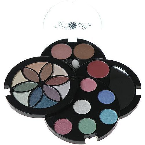 Makeup Trading Fashion Flower Compact Set