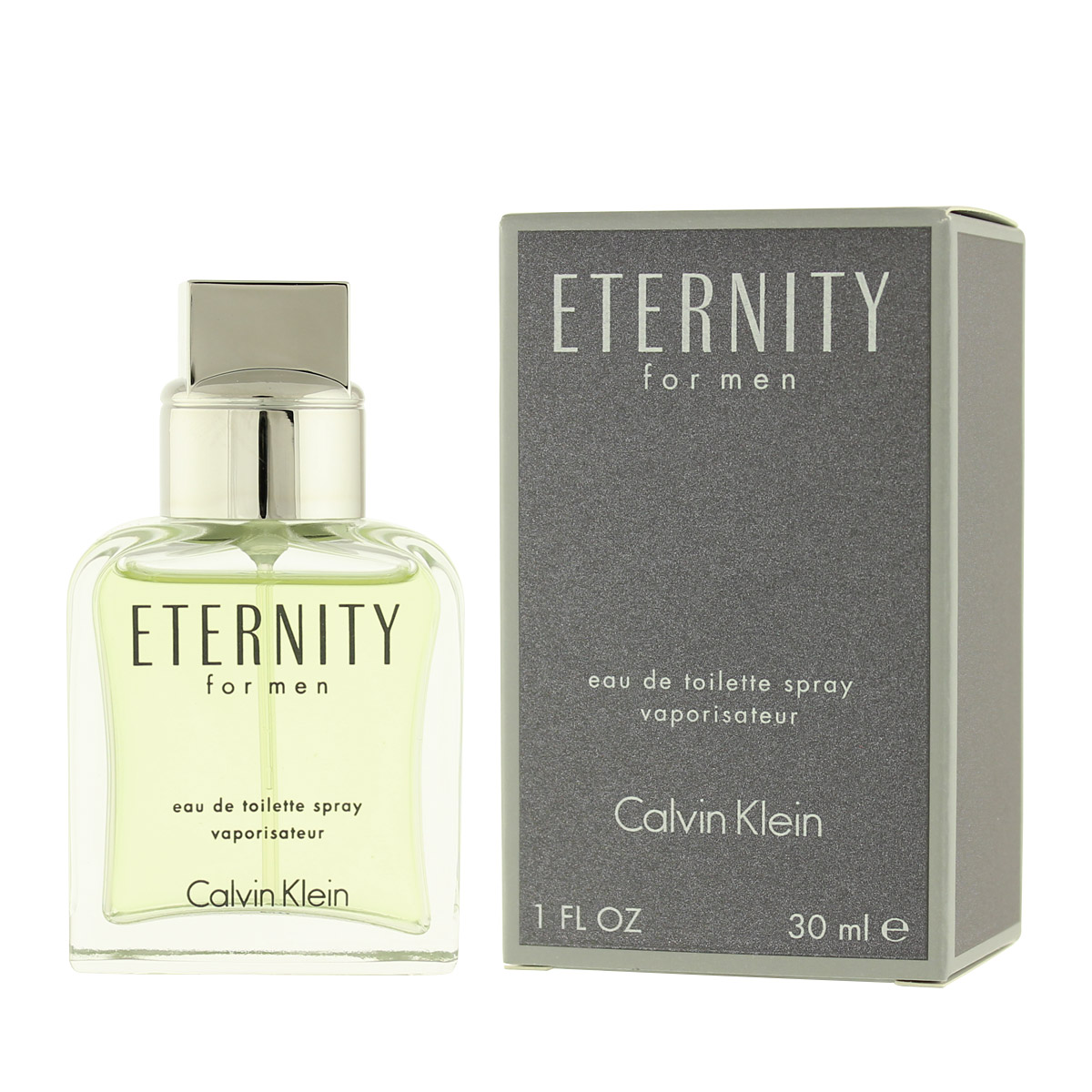 Calvin Klein Eternity for Men EDT 30 ml M