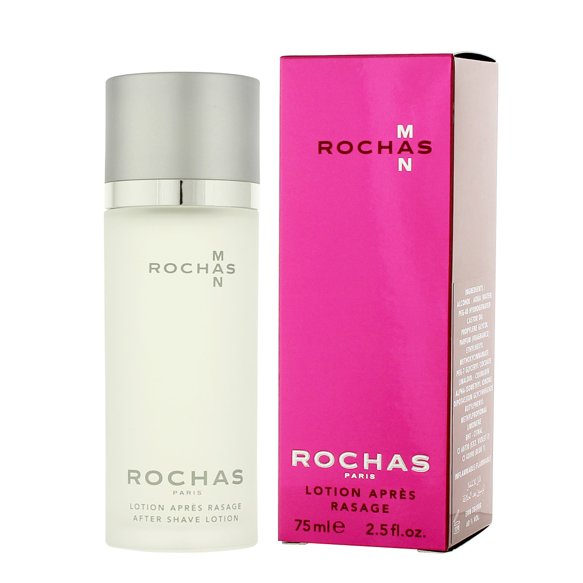 Rochas Rochas Man AS 75 ml M