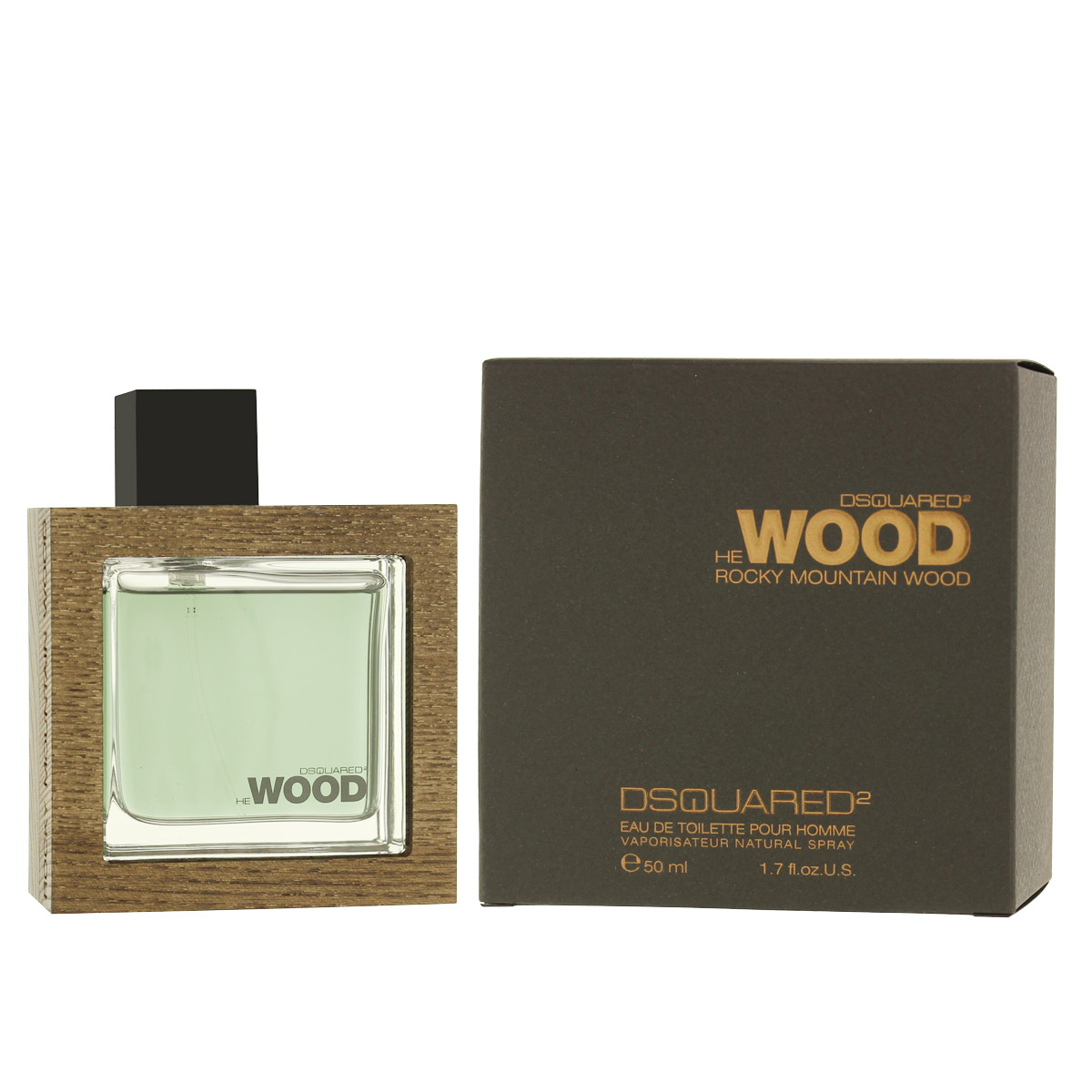 Dsquared2 He Wood Rocky Mountain Wood EDT 50 ml M