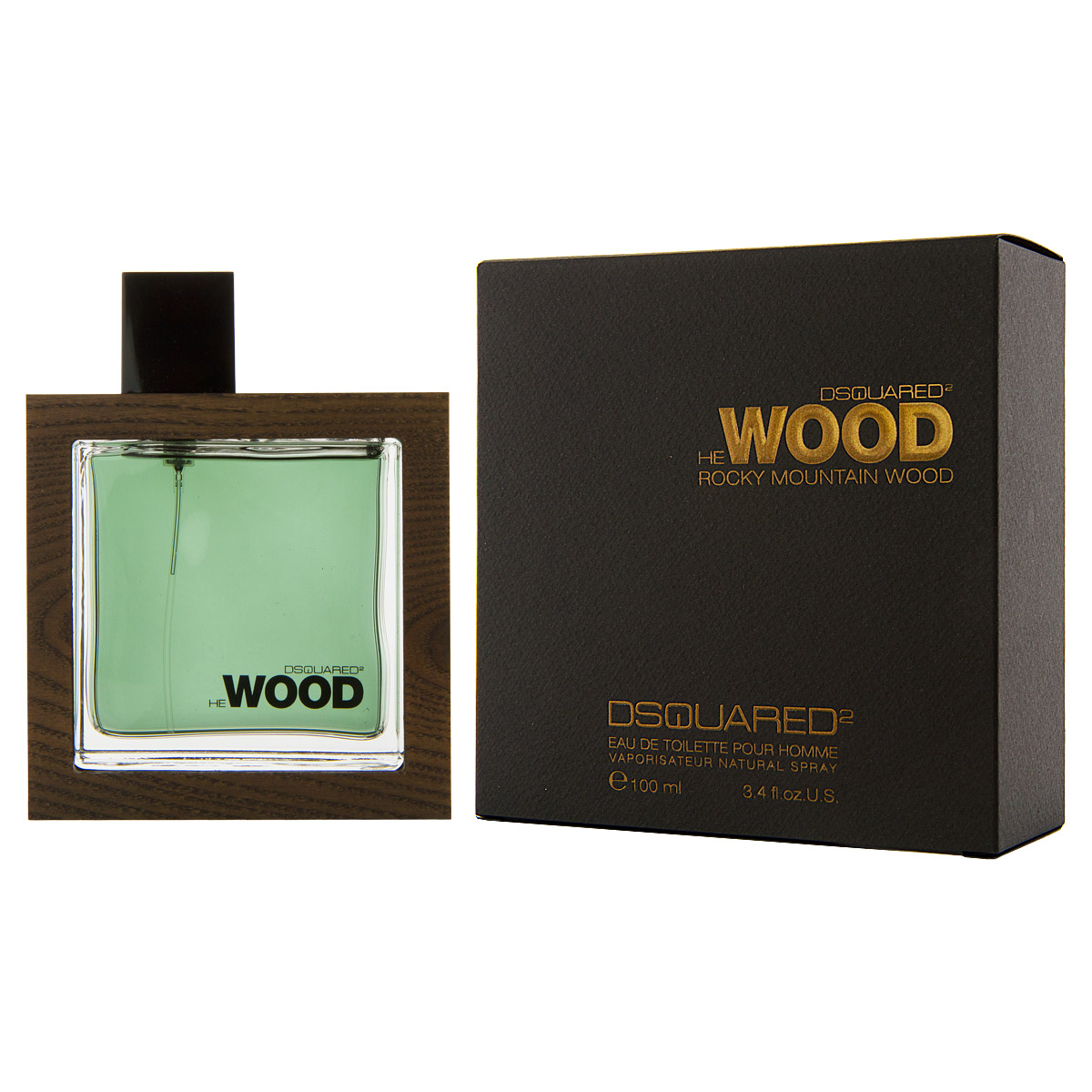 Dsquared2 He Wood Rocky Mountain Wood EDT 100 ml M