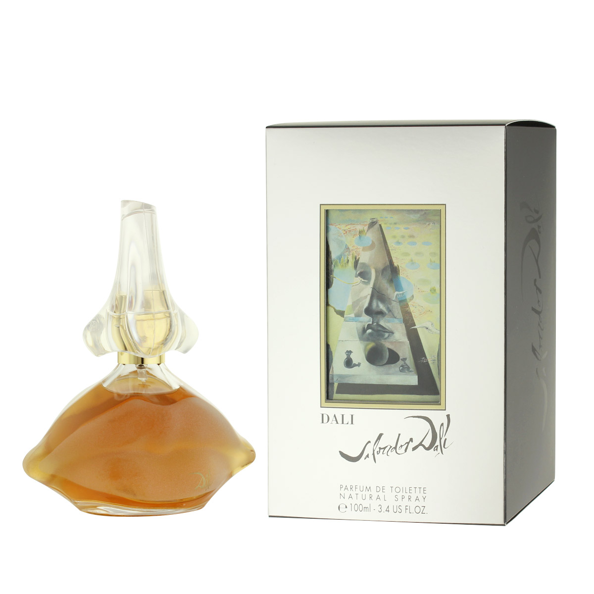 Salvador Dalí Dali Femme Parfum de Toilette 100 ml W