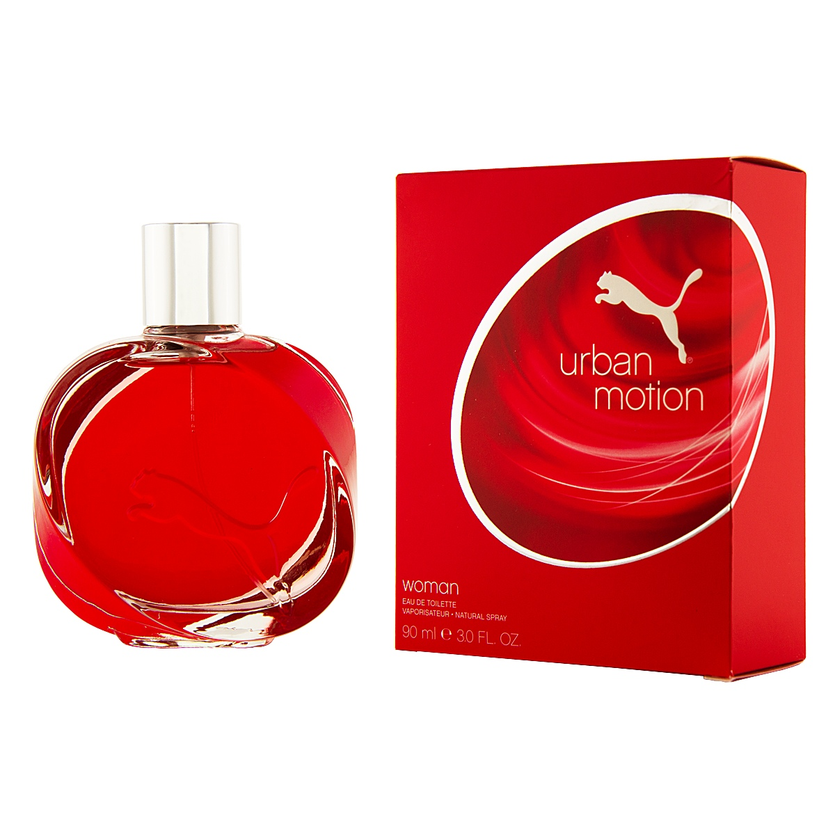 Puma Urban Motion Woman EDT 90 ml W