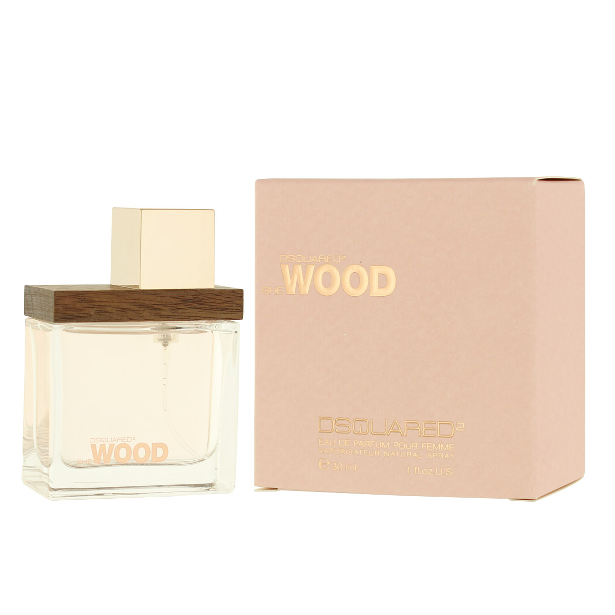 Dsquared2 She Wood EDP 30 ml W