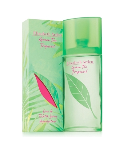 Elizabeth Arden Green Tea Tropical EDT tester 100 ml W