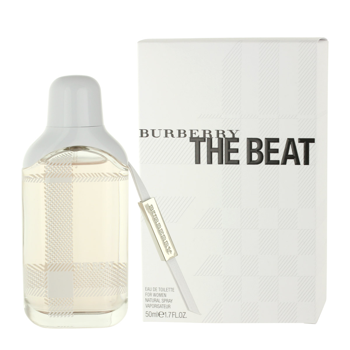 Burberry The Beat for Women EDT 50 ml W