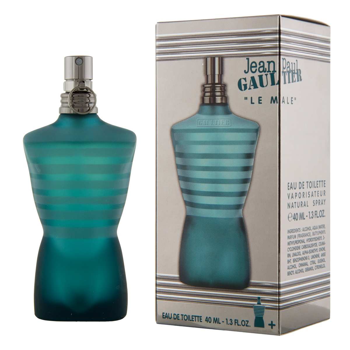 Jean Paul Gaultier Le Male EDT 40 ml M