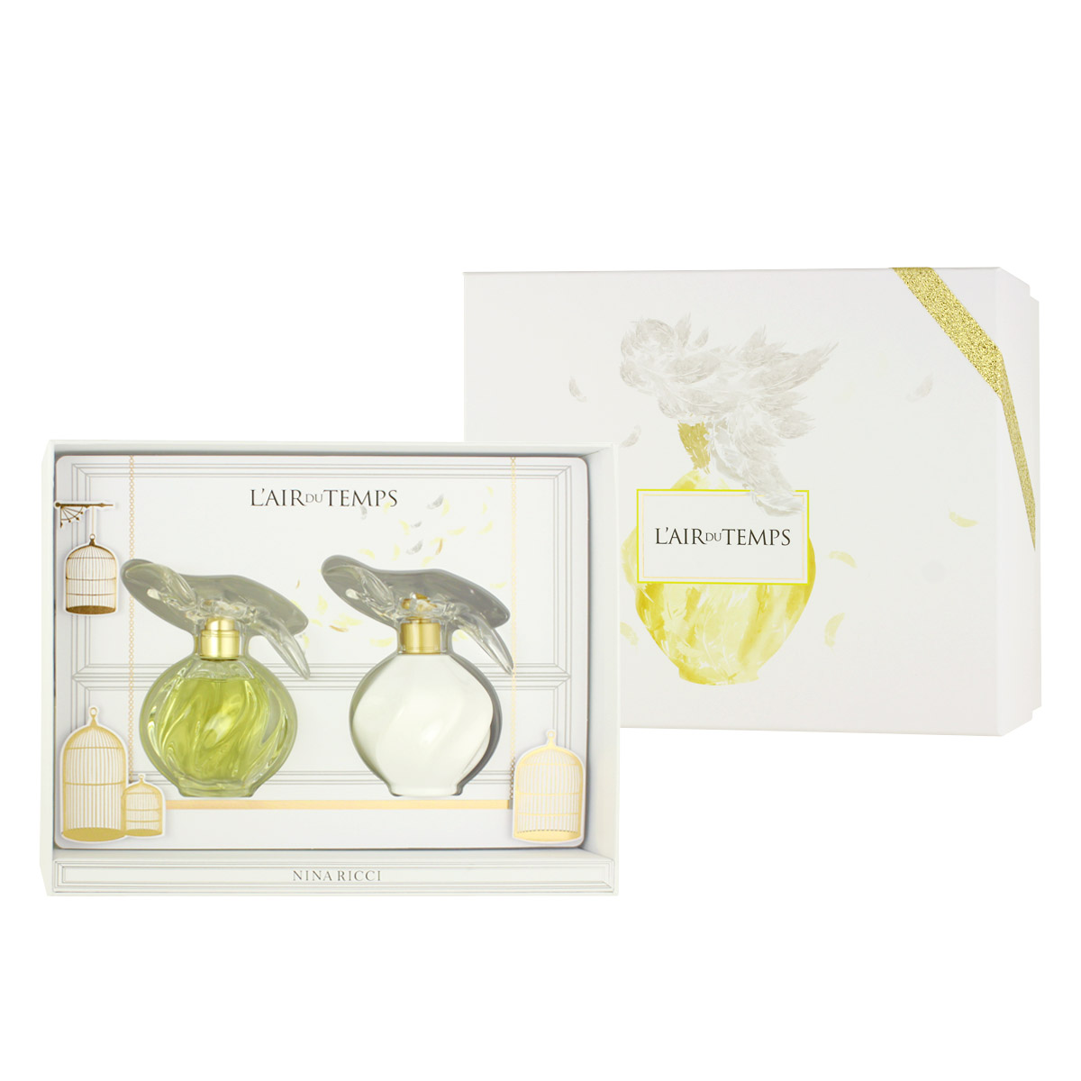 Nina Ricci L'Air du Temps EDT 50 ml + BL 100 ml W