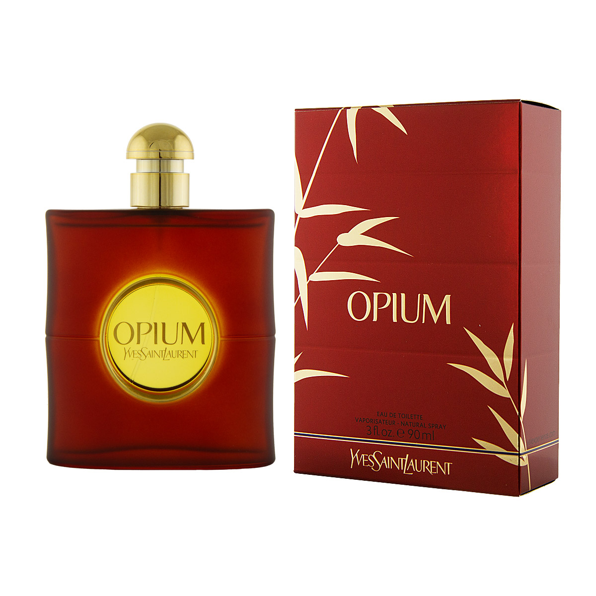 Yves Saint Laurent Opium 2009 EDT 90 ml W