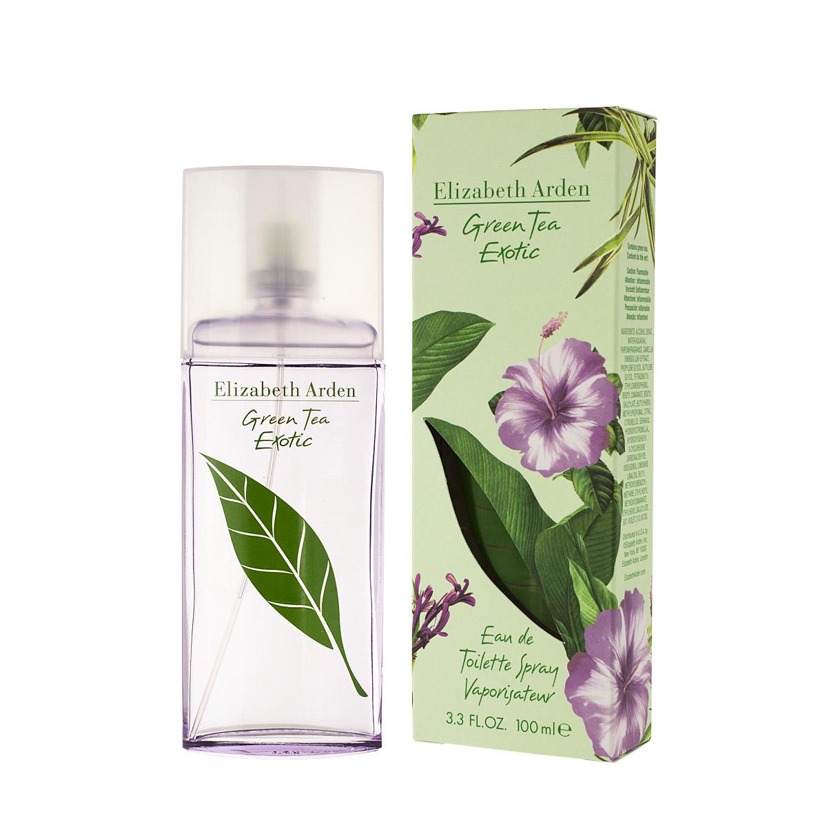 Elizabeth Arden Green Tea Exotic EDT 100 ml W
