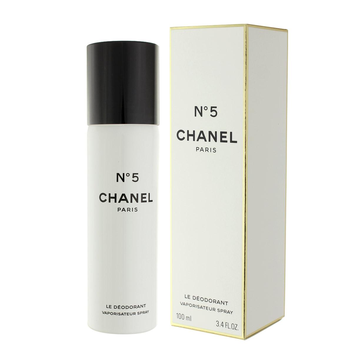 Chanel No 5 DEO ve spreji 100 ml W